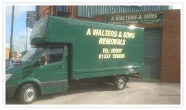Removals in Derby